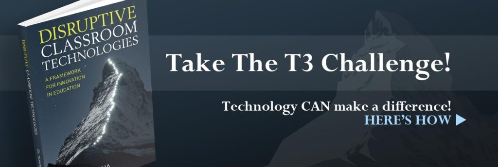 Take the T3 Challenge